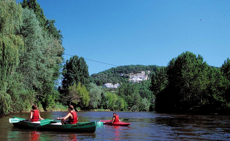 Camping La Rivière Les Eyzies Vallée Vézère Périgord Noir